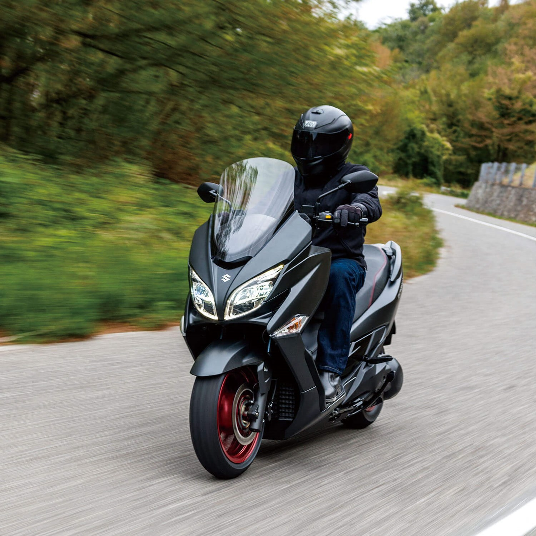 Suzuki Burgman 400 Scooter