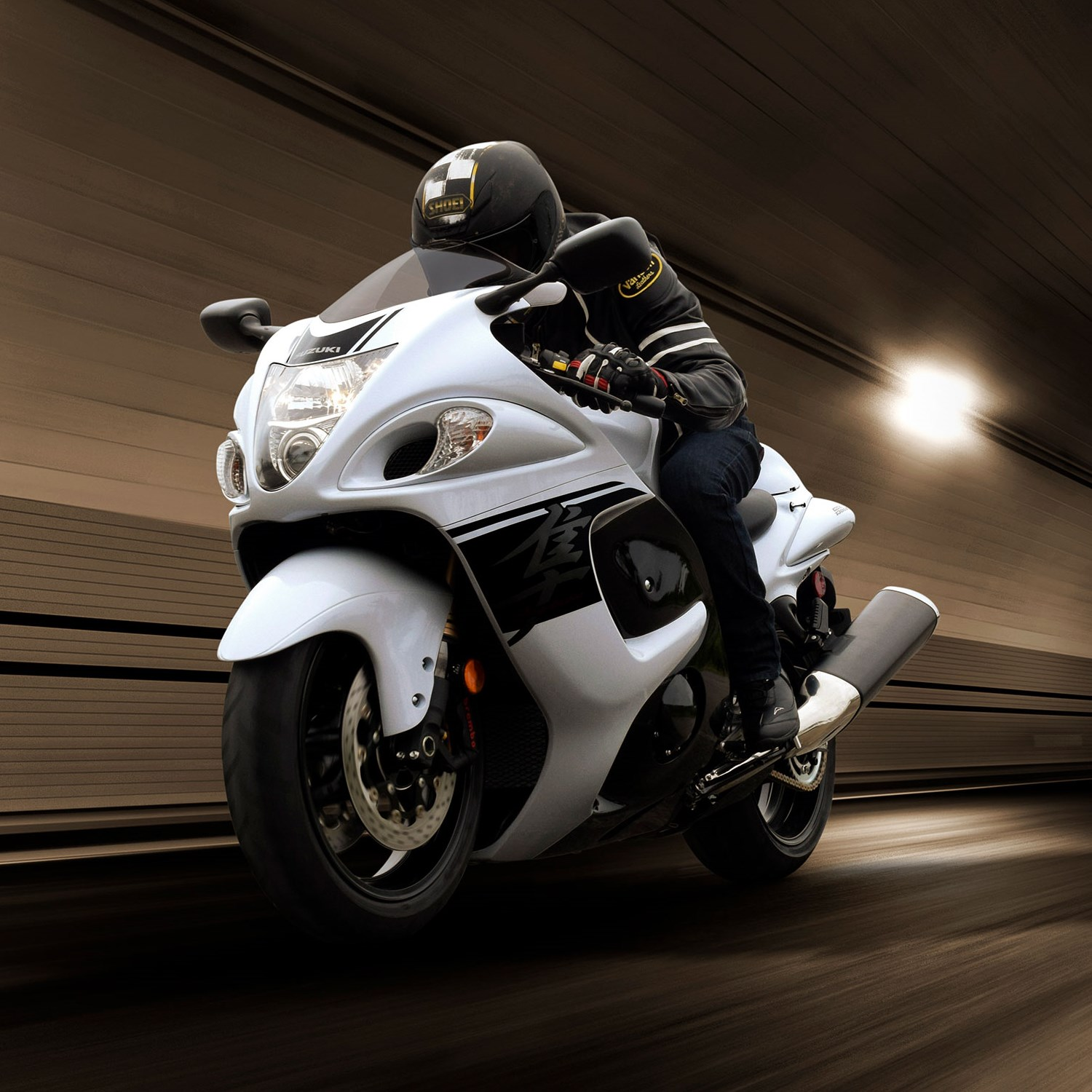 Suzuki Hayabusa Bike - Chelsea Motorcycles Group