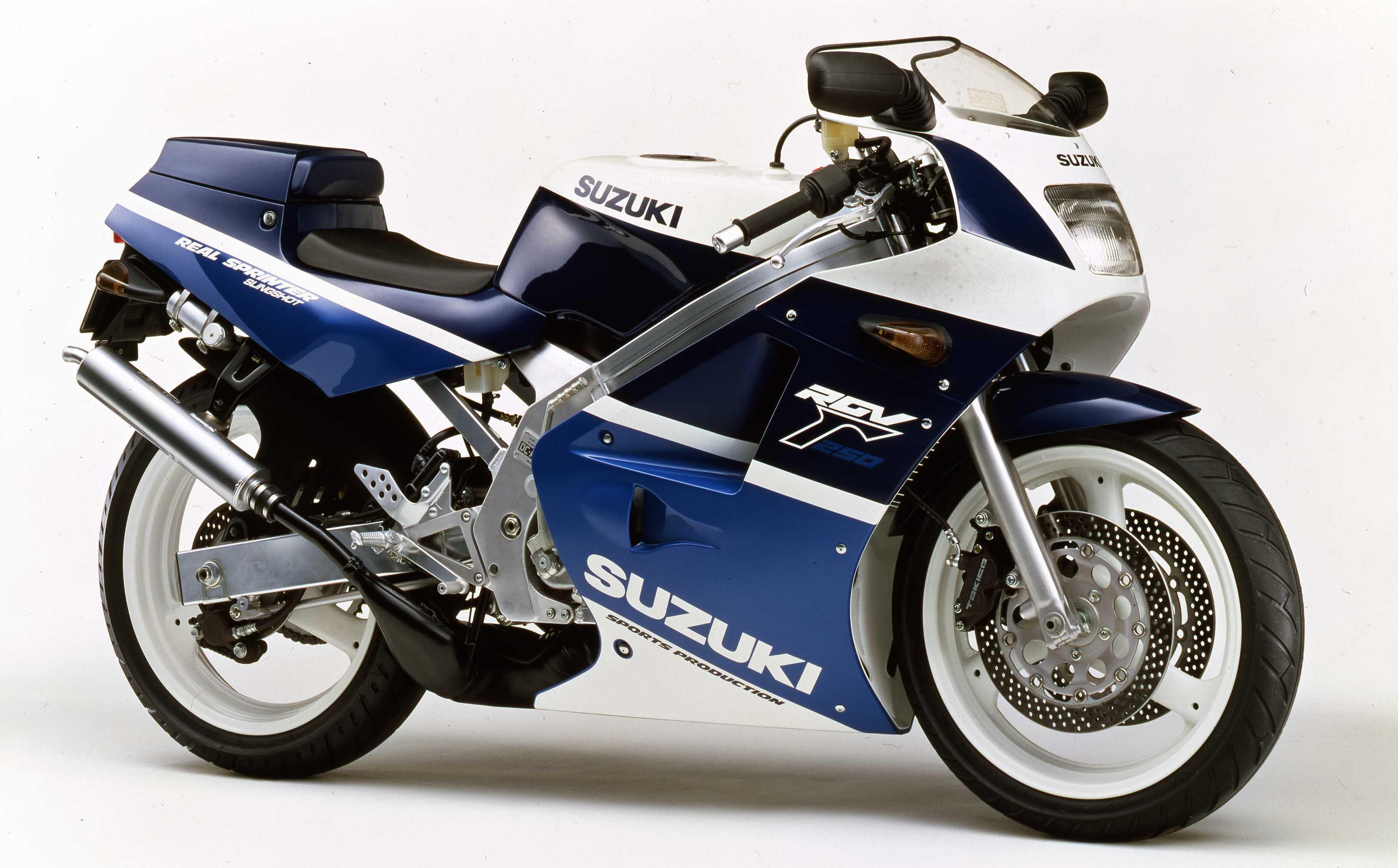 Vintage Suzuki Motorcycle 33