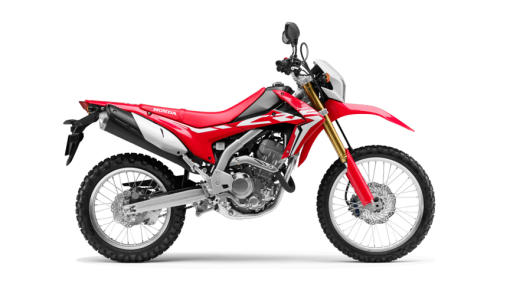 CRF250L bike