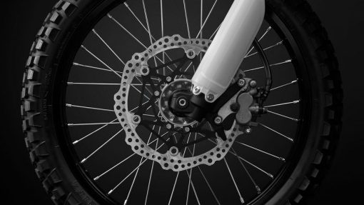 Honda CRF250 Rally road motorcycle wheel