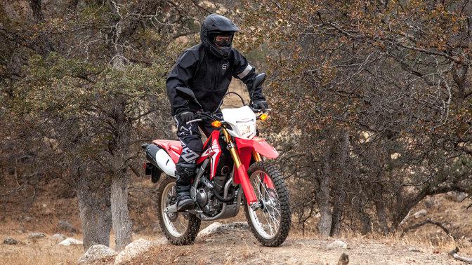 Honda CRF250L motorcycle