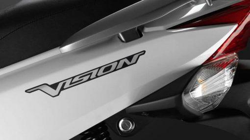 Honda Vision 50 scooter emblem