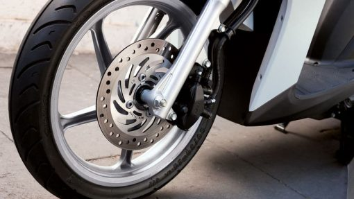 Honda Vision 50 scooter front wheel