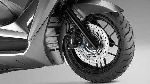 Honda NSS300 Forza scooter front wheel