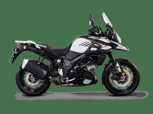Suzuki V-Strom 1000XT - white