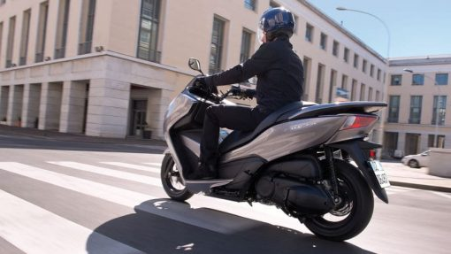 NSS300A Forza scooter in Chelsea