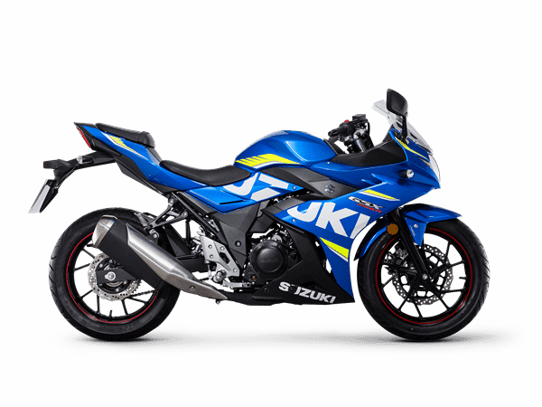 Specials - Gsx250r GP blue | Chelsea Motorcycle Group