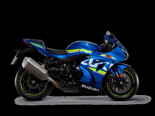 Suzuki GSX R1000 sport bike