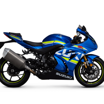 Suzuki GSX R1000R sport bike blue color – GSX R1000 R