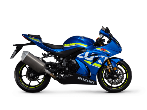 Suzuki GSX R1000R sport bike blue color – GSX R1000 R