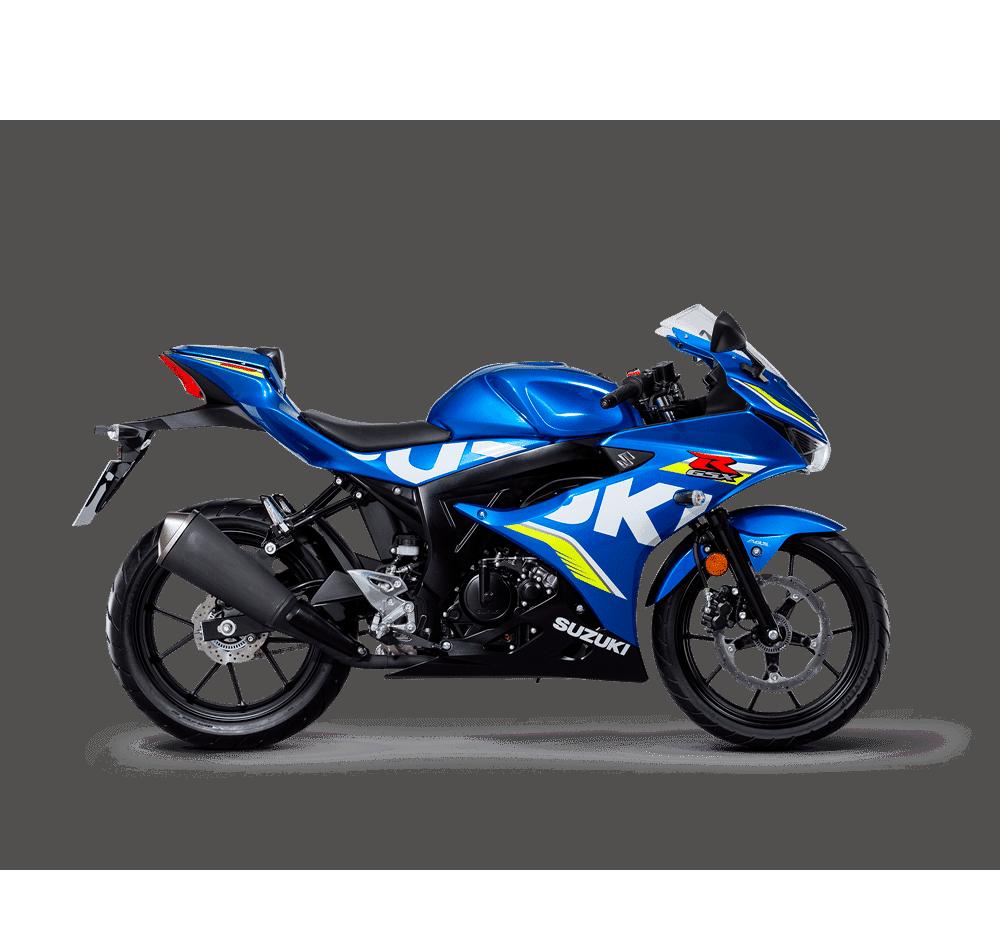Suzuki GSX R125 MotoGP Sport Bike - Chelsea Motorcycles Group