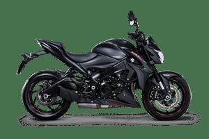 Suzuki GSX-S1000Z Phantom street bike black