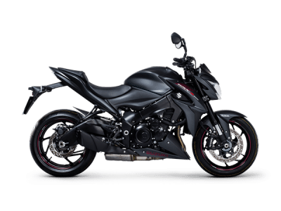 Suzuki GSX S1000Z Phantom street bike black