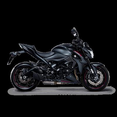 Suzuki GSX S1000Z Phantom street bike black
