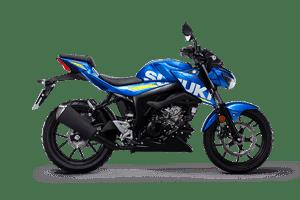 Suzuki GSX S125 street bike