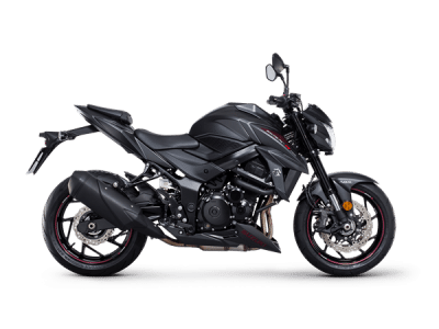 Suzuki GSX S750Z Phantom street bike black