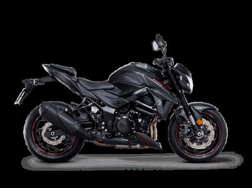 Suzuki GSX S750Z Phantom street bike black