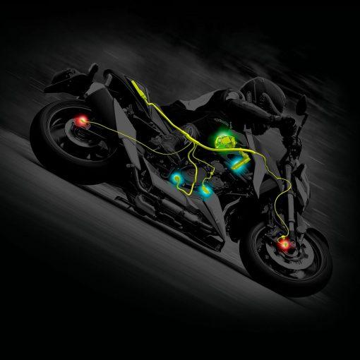 Suzuki GSX-S750Z Phantom bike