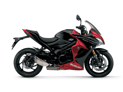 Suzuki Gsx s1000f sport bike red
