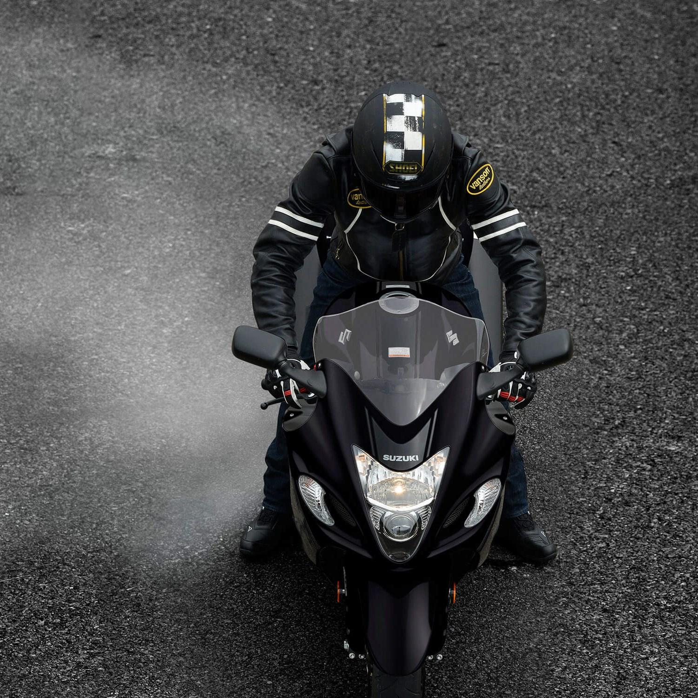 Suzuki Hayabusa Sport Bike - Chelsea Motorcycles Group