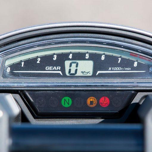 Suzuki Intruder 1800 cruiser motorcycle gear