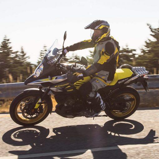 Suzuki V Strom 1000xt adventure bike Chelsea