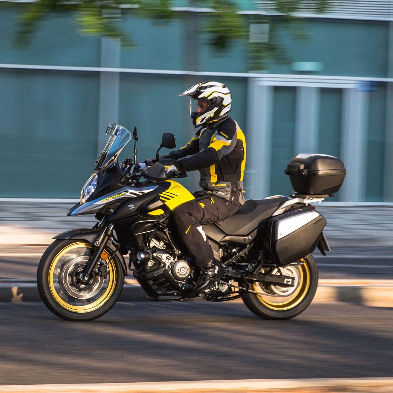 suzuki v strom 650xt adventure bike chelsea motorcycles group. Black Bedroom Furniture Sets. Home Design Ideas