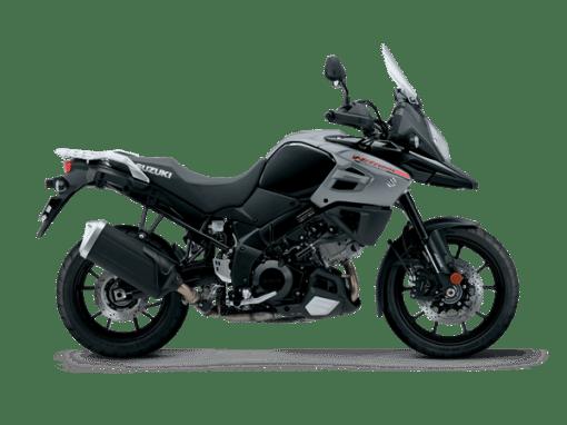 Suzuki V Strom 1000 sport bike black