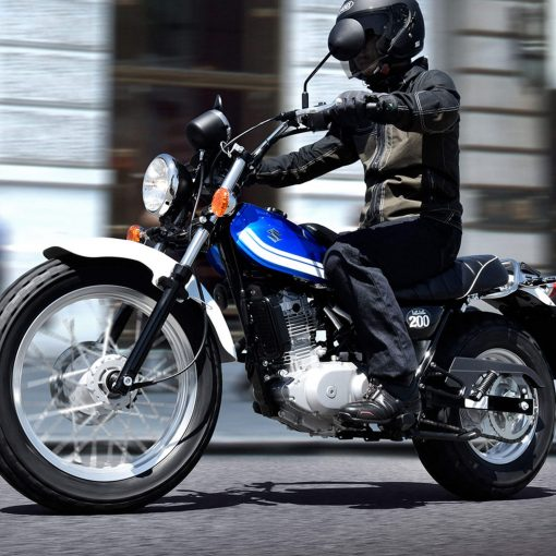 Suzuki VanVan 200 street bike London