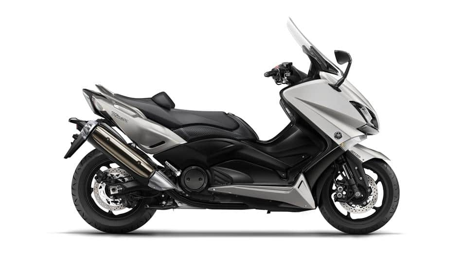 T-Max Colour Grey Motorcycle hire
