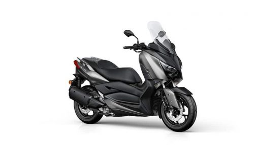 X-MAX 300 scooter grey