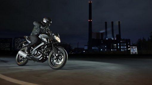 Yamaha MT 125 turning London