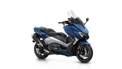Yamaha TMAX DX blue colour