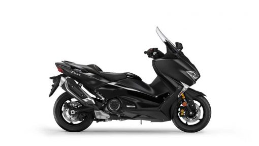 Yamaha TMAX DX scooter black
