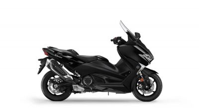 Yamaha TMAX scooter ABS Black