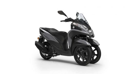 Yamaha Tricity 125 ABS scooter black