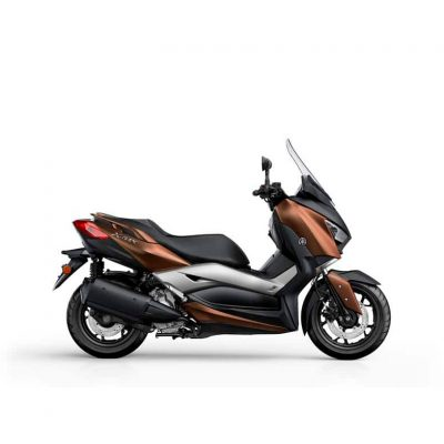 Yamaha X MAX 300 scooter quasar bronze colour