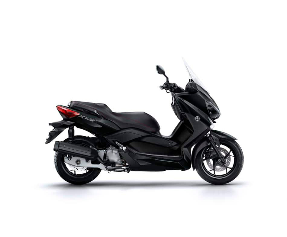 Yamaha XMAX 125 city scooter - Colour Stonehenge Grey