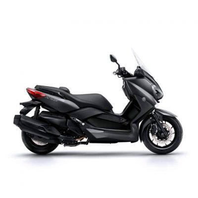 Yamaha X-MAX 400 scooter colour matt grey