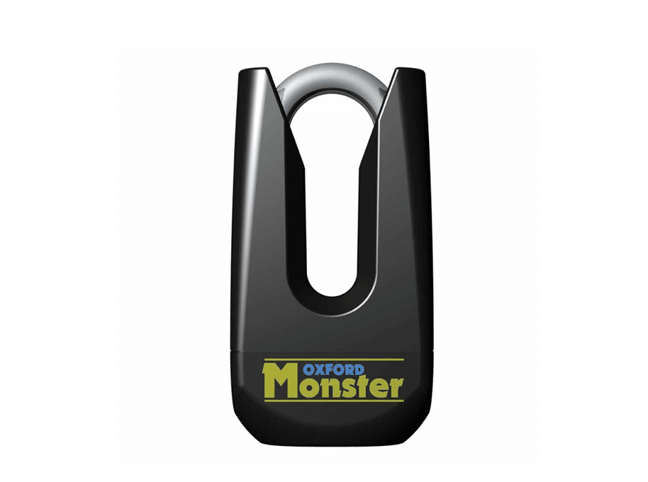 Oxford Monster Chain & Lock