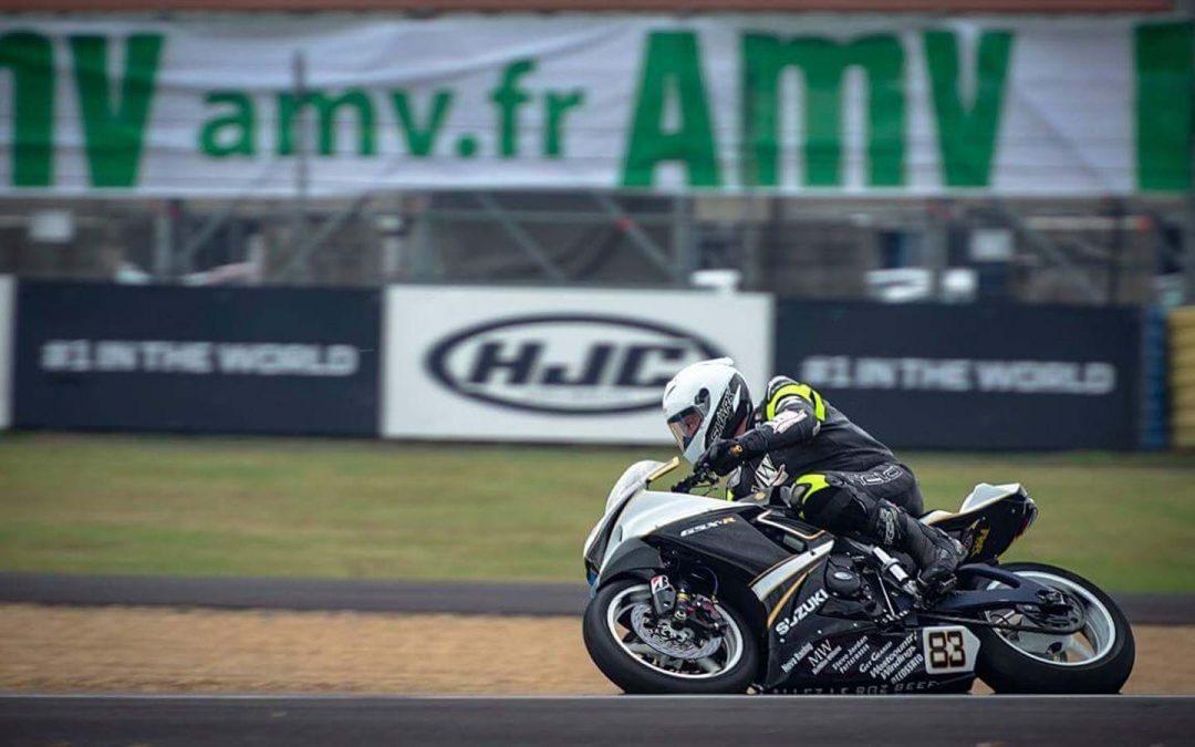 Talan racing Blog #2 racing with MOTOGP