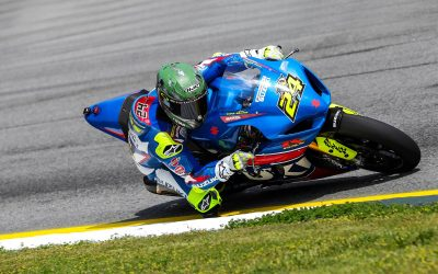 Suzuki GSX – Toni Elias and Yoshimura Suzuki extend MotoAmerica series lead