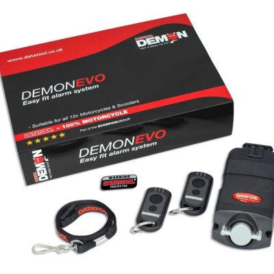 datatool Demon Evo alarm