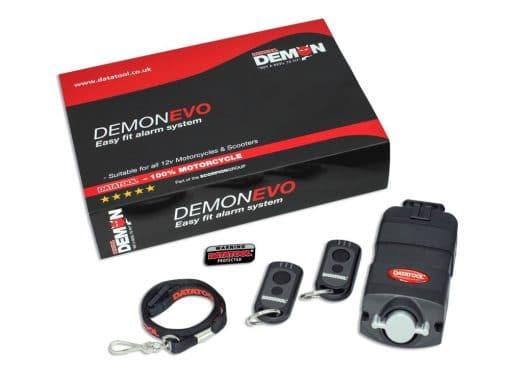 datatool Demon Evo alarm