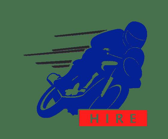 Hire motorbikes - London