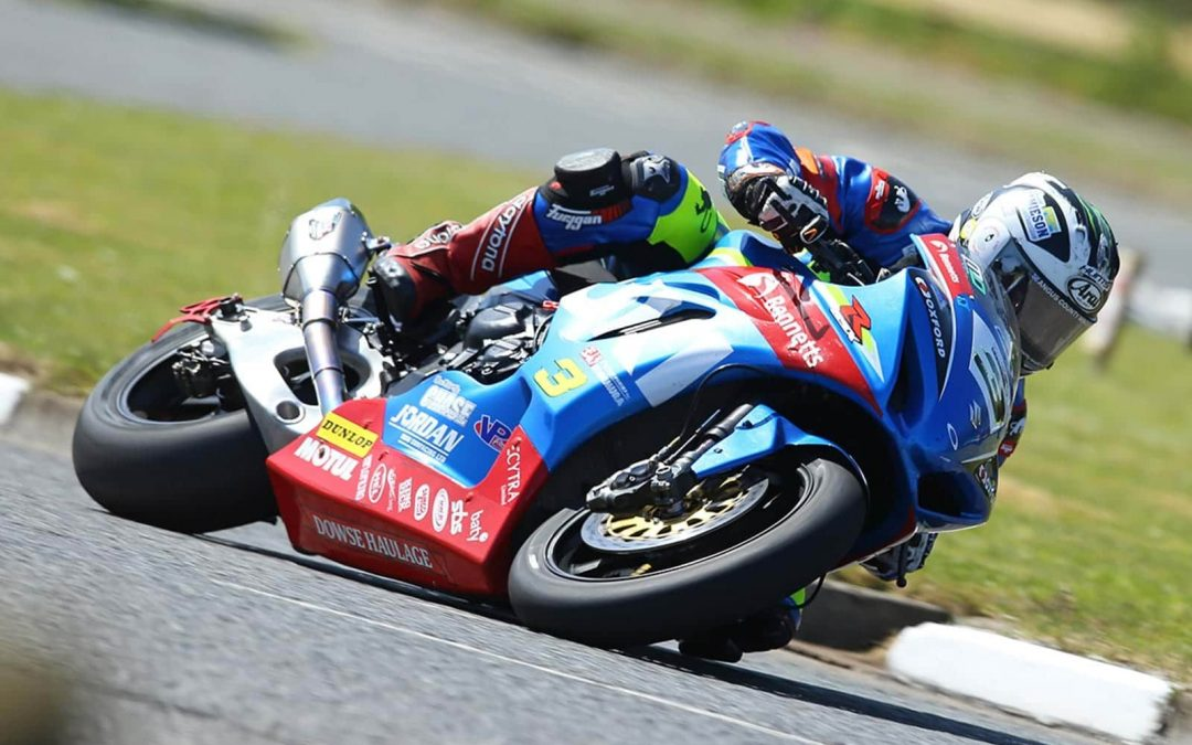 Michael Dunlop fourth at North West 200 on Bennet's Suzuki Road Racing debut