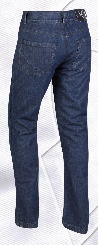 Mens Adjustable Waist Jeans