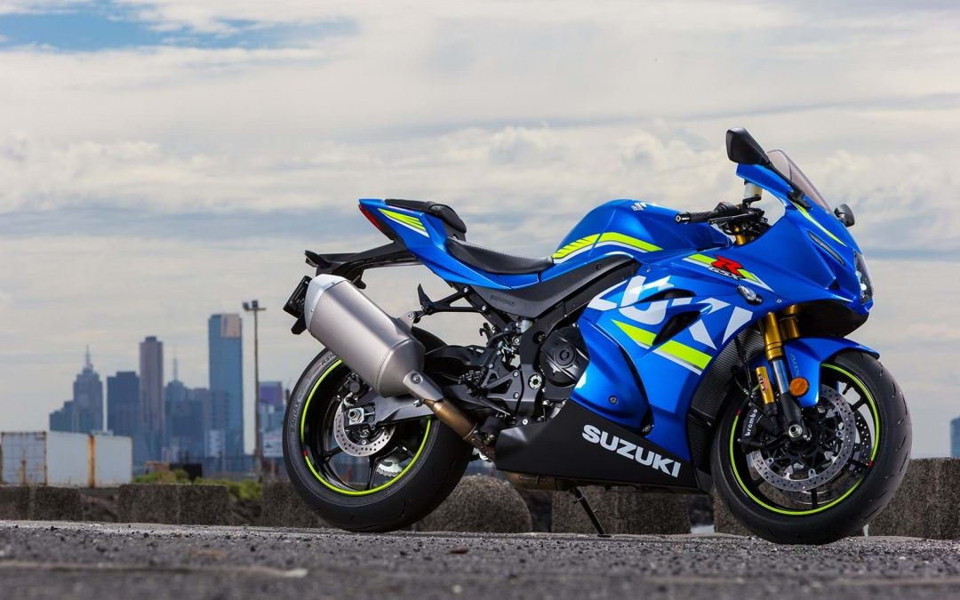 Test ride the all new GSX R1000 at MCN Festival of Motorcycling