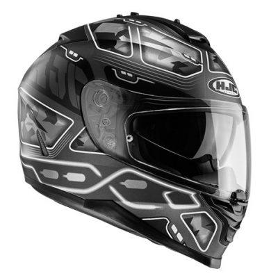 Full face motorcycle HJC IS-17 Helmet
